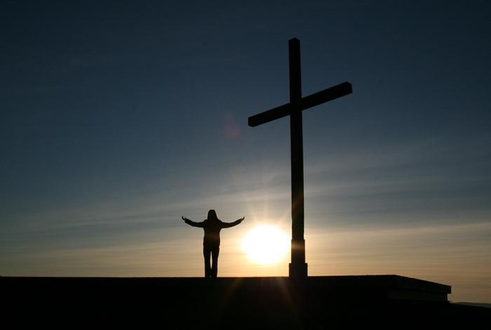 Liturgia krzyża dla bierzmowanych
