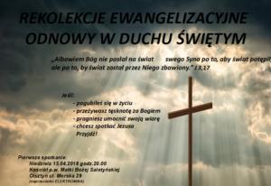 REO - Rekolekcje Ewangelizacyjne Odnowy