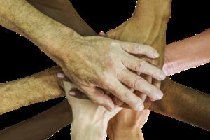ręce-jedność-chrześcijan-saletyni